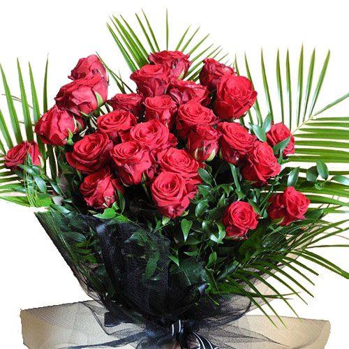 фото товара Похоронный букет цветов